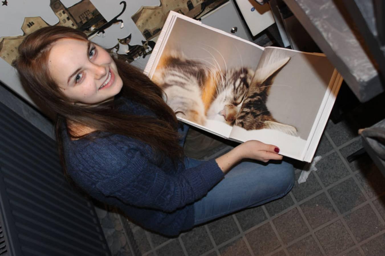 <p>Мурариум. Музей кошек. Зеленоградск</p>/<p>К нам в гости приходили…</p>